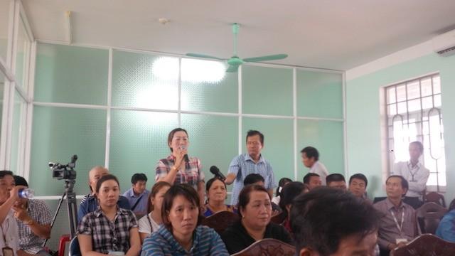 Đối thoại với ngư dân Đà Nẵng về vụ cá chết - ảnh 2