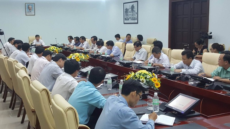 Đà Nẵng: Thành lập ban chỉ huy tiền phương tại cảng cá - ảnh 1