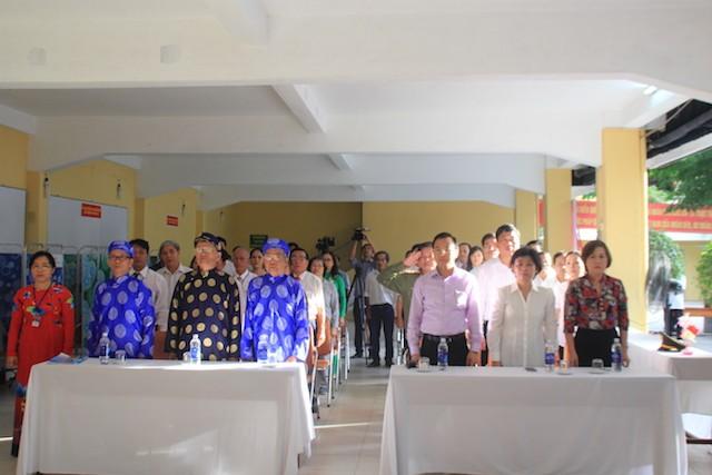 Bí thư Thành ủy Đà Nẵng Nguyễn Xuân Anh bỏ phiếu đầu tiên - ảnh 3