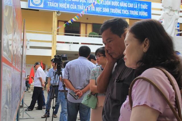 Bí thư Thành ủy Đà Nẵng Nguyễn Xuân Anh bỏ phiếu đầu tiên - ảnh 2