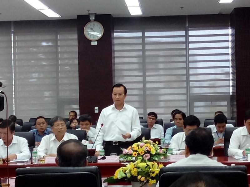 Bí thư Thành ủy Đà Nẵng: Vụ chìm tàu sẽ xử lý nghiêm và không bao che - ảnh 1