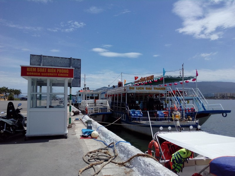 Thông tin mới nhất về vụ chìm tàu trên sông Hàn - ảnh 1