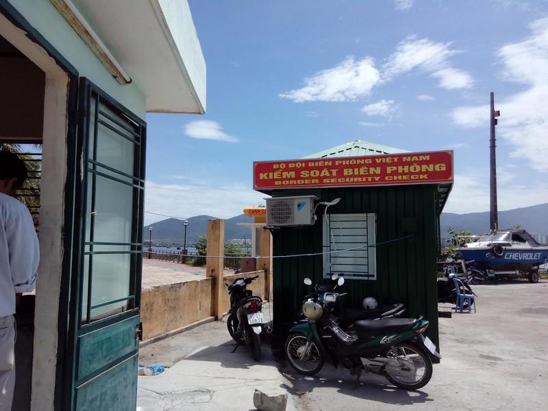 Giao lại cảng sông Hàn cho biên phòng quản lý sau vụ chìm tàu - ảnh 1