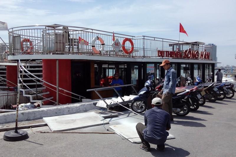 Tàu du lịch trên sông Hàn bắt đầu hoạt động trở lại - ảnh 1
