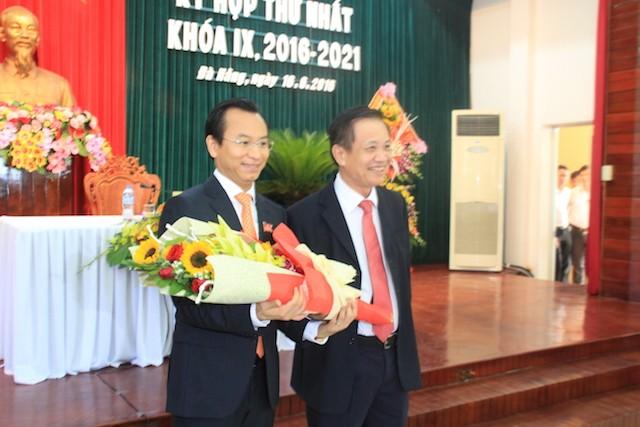 Ông Nguyễn Xuân Anh được bầu giữ chức chủ tịch HĐND TP Đà Nẵng - ảnh 1