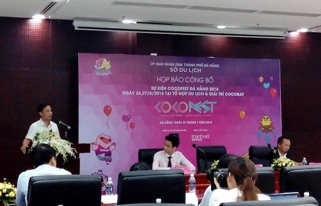 Nghệ sĩ Quốc Trung làm tổng đạo diễn sự kiện quốc tế tại Đà Nẵng - ảnh 1
