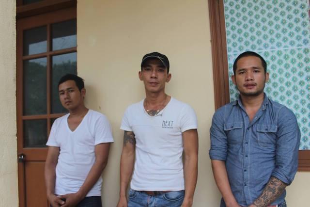 Công an huyện Cam Lộ giải thích vụ ba thanh niên 'xin' ở lại trụ sở - ảnh 1