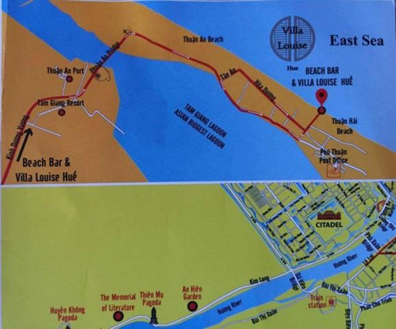 Giám đốc khu du lịch xin lỗi vì bản đồ in nhầm biển Đông thành biển Trung Hoa - ảnh 1