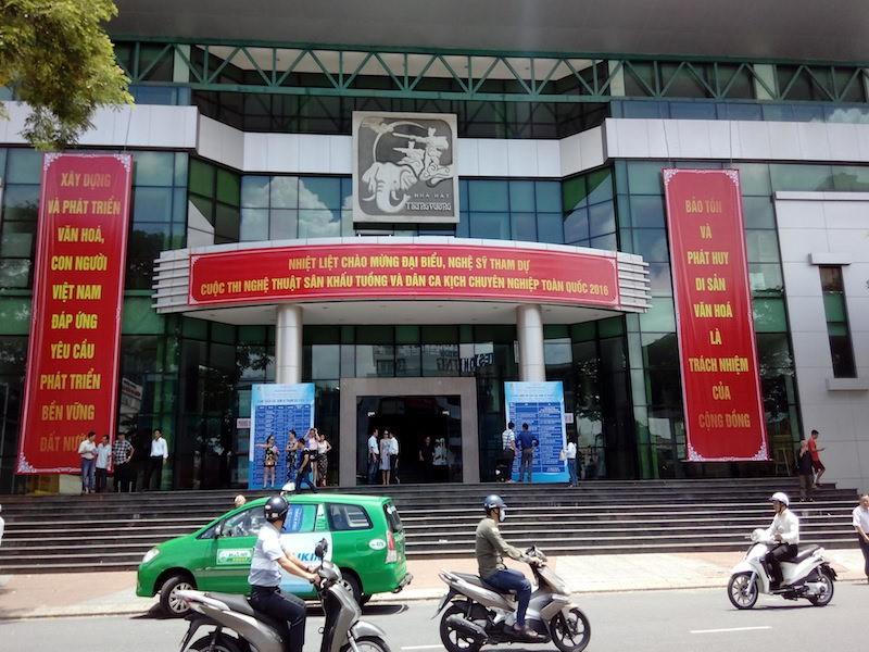 Đà Nẵng thi tuyển giám đốc để nhà hát tự chủ tài chính - ảnh 1