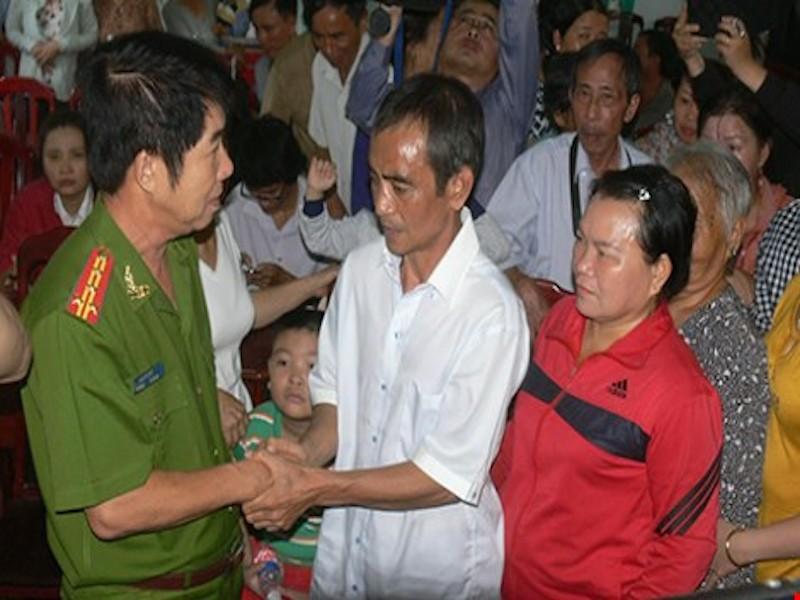 Ông Huỳnh Văn Nén sẽ khó được tạm ứng tiền bồi thường - ảnh 1