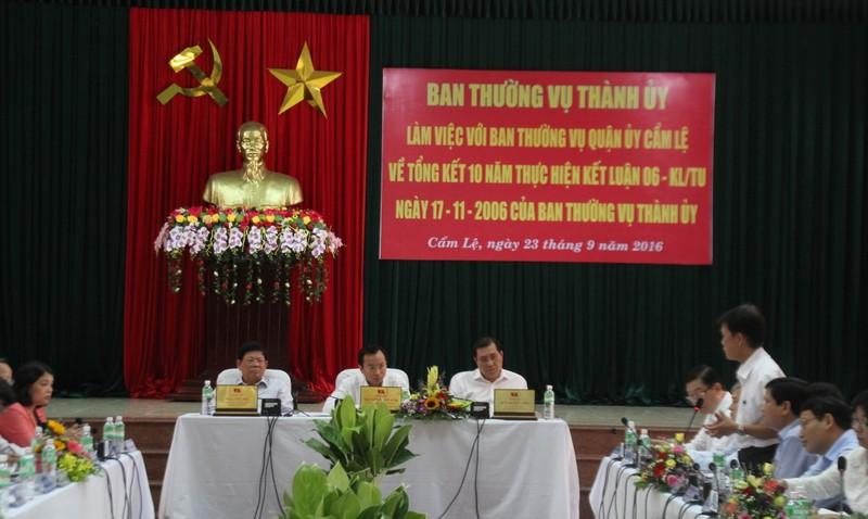 Chủ tịch Đà Nẵng: 'Sẽ kéo dân ra vùng ven' - ảnh 1