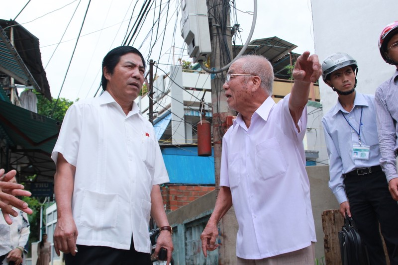 Đề nghị truy tặng anh hùng cho ông Nguyễn Bá Thanh - ảnh 1