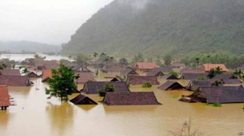 7 người chết và mất tích vì lũ ở miền Trung - ảnh 3