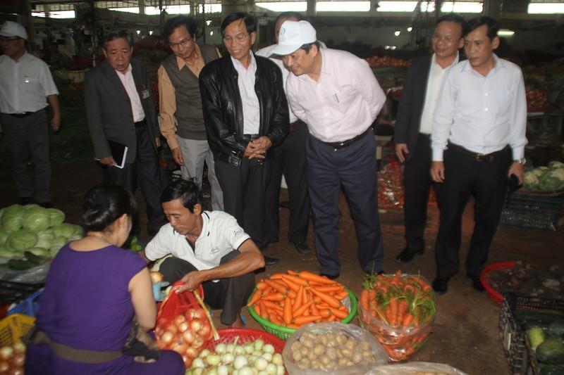 Buộc kê khai xuất xứ hải sản, rau củ trước khi vào chợ - ảnh 5