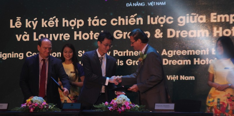 2 tập đoàn hàng đầu thế giới đặt chân vào Đà Nẵng - ảnh 1