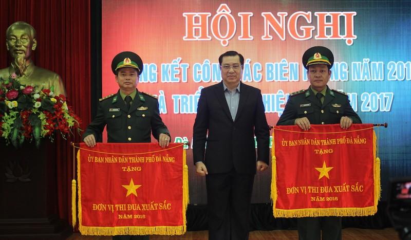 Bộ đội biên phòng ĐN phải đảm bảo ANTT hội nghị APEC - ảnh 1