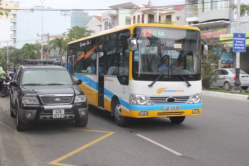 Đà Nẵng: Xe buýt trợ giá vắng bóng người đi - ảnh 5