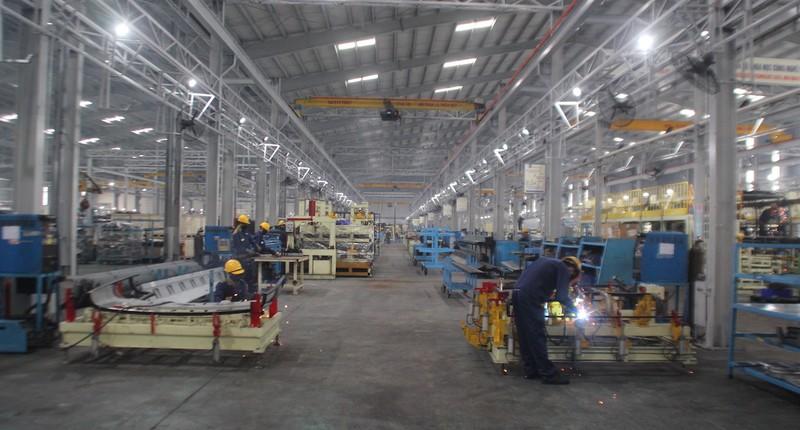 THACO khôi phục sản xuất 5 ngày sau vụ cháy - ảnh 3