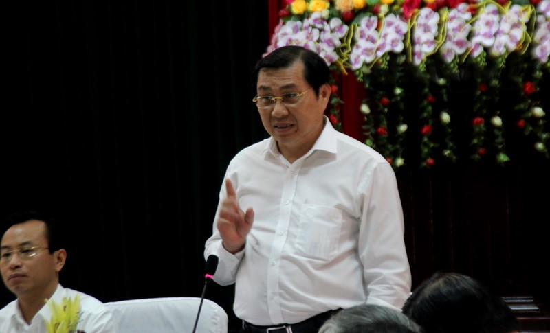 Chủ tịch Đà Nẵng kêu gọi người dân gửi góp ý  - ảnh 1