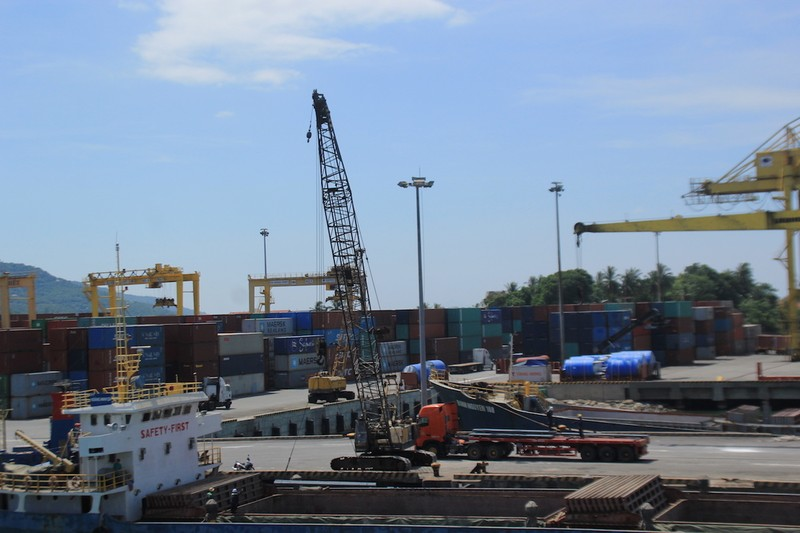 Đà Nẵng sẽ có thêm cảng biển hoành tráng - ảnh 1
