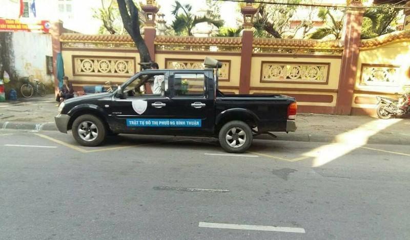 Đà Nẵng: Dân mách CSGT xe biển xanh vi phạm - ảnh 1