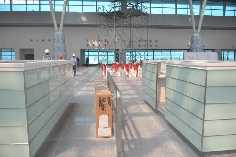 Sân bay đón 21 nguyên thủ thế giới sắp có diện mạo mới - ảnh 4
