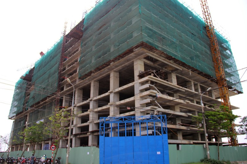 Thành ủy Đà Nẵng yêu cầu báo cáo 3 vụ xây không phép - ảnh 1