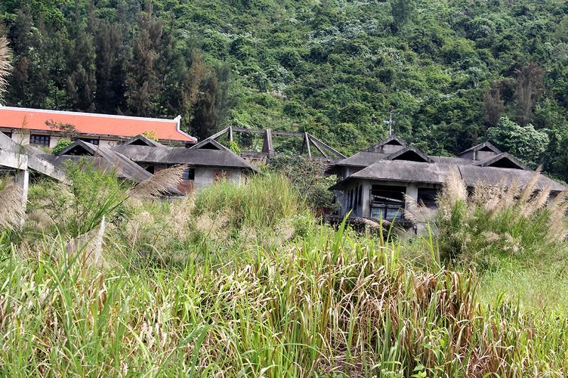 Hàng chục biệt thự cực đẹp bị bỏ hoang tại Sơn Trà - ảnh 5