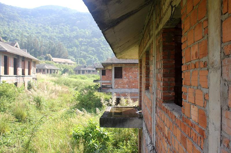 Hàng chục biệt thự cực đẹp bị bỏ hoang tại Sơn Trà - ảnh 2