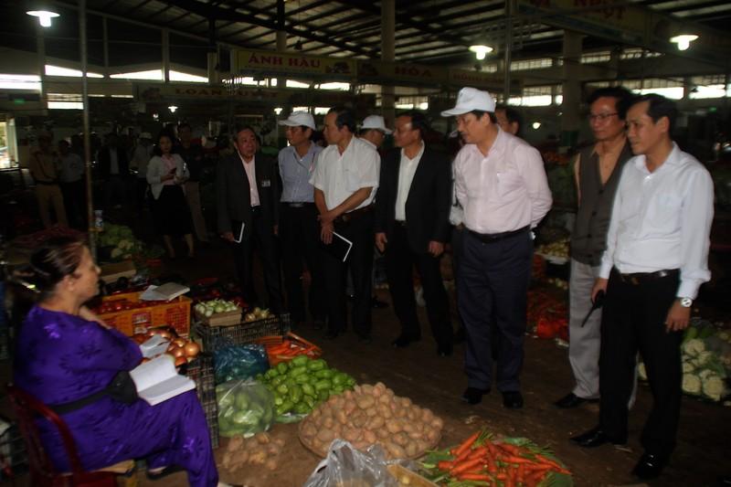 Thủ tướng cho Đà Nẵng thành lập Ban an toàn thực phẩm - ảnh 1