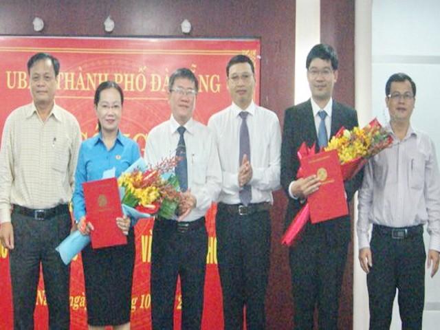 Bổ nhiệm 2 tân phó giám đốc Sở TT&TT TP Đà Nẵng - ảnh 1