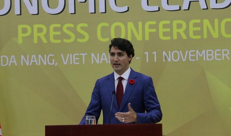 Dấu ấn phong cách của lãnh đạo các nền kinh tế APEC - ảnh 17