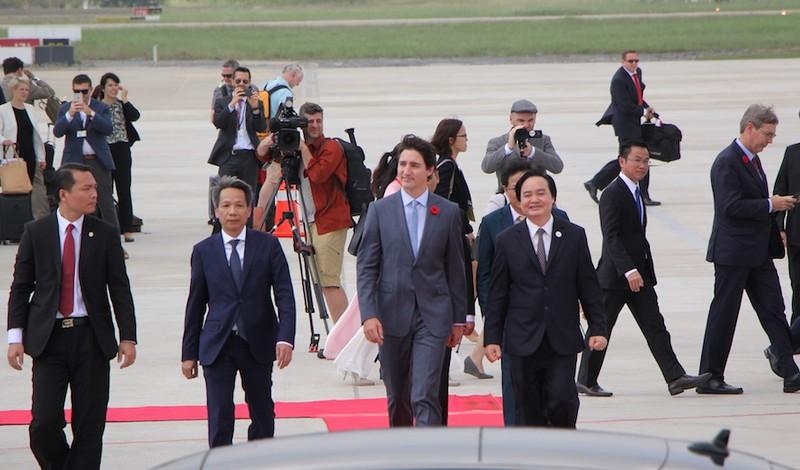 Dấu ấn phong cách của lãnh đạo các nền kinh tế APEC - ảnh 15