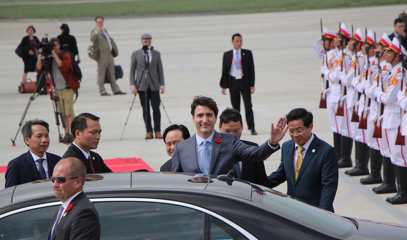 Dấu ấn phong cách của lãnh đạo các nền kinh tế APEC - ảnh 16