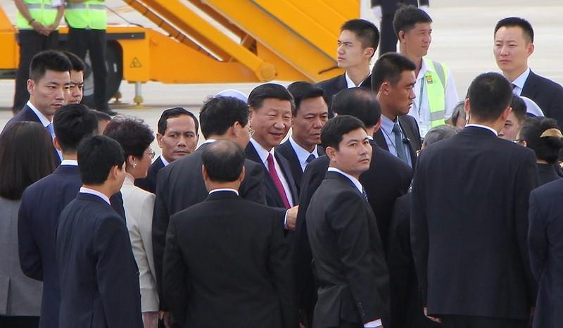 Dấu ấn phong cách của lãnh đạo các nền kinh tế APEC - ảnh 2