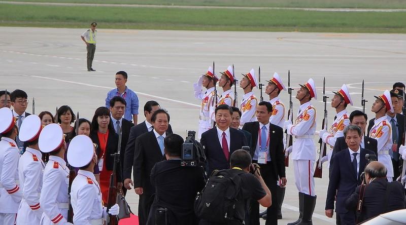Dấu ấn phong cách của lãnh đạo các nền kinh tế APEC - ảnh 3