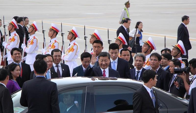 Dấu ấn phong cách của lãnh đạo các nền kinh tế APEC - ảnh 4