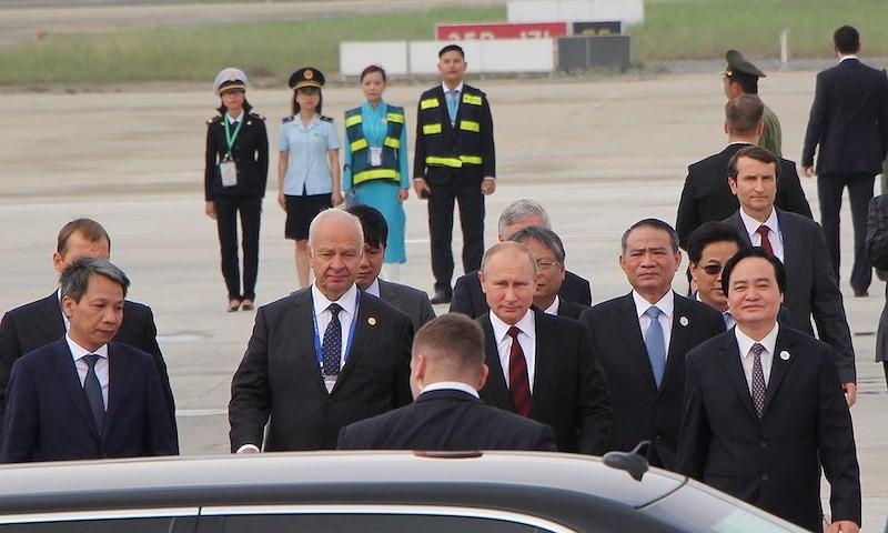 Dấu ấn phong cách của lãnh đạo các nền kinh tế APEC - ảnh 10