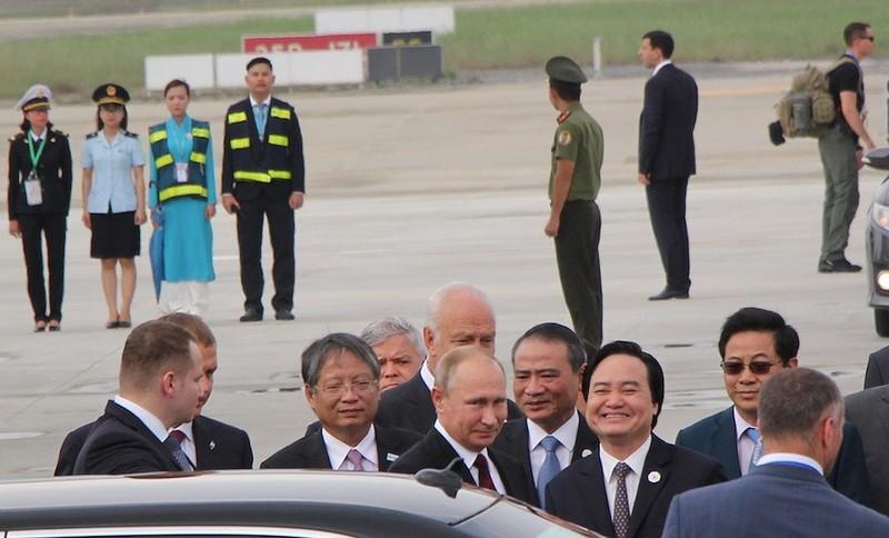 Dấu ấn phong cách của lãnh đạo các nền kinh tế APEC - ảnh 11