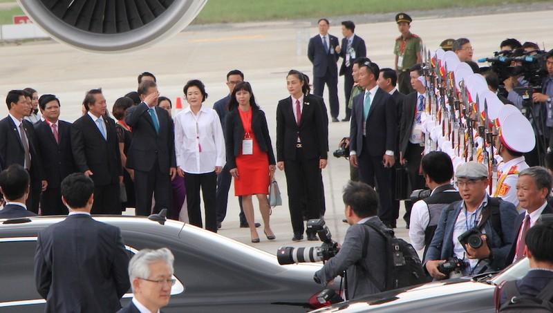 Dấu ấn phong cách của lãnh đạo các nền kinh tế APEC - ảnh 19