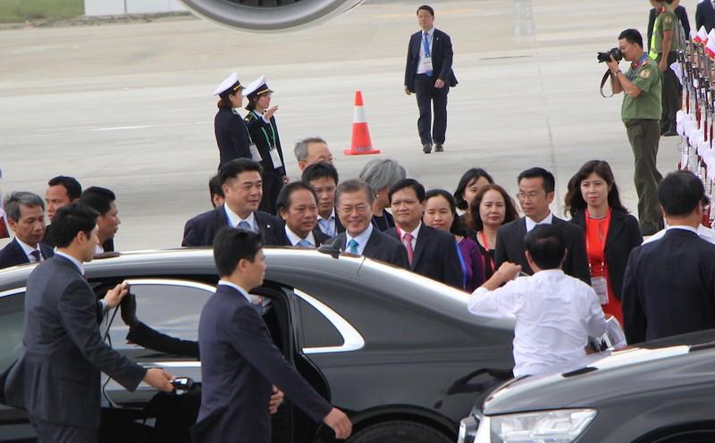 Dấu ấn phong cách của lãnh đạo các nền kinh tế APEC - ảnh 21