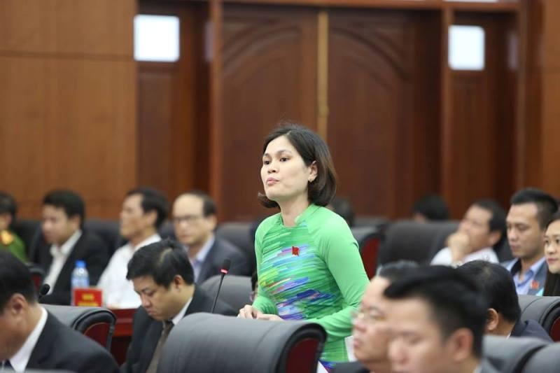 Những nữ đại biểu làm nóng nghị trường Đà Nẵng - ảnh 2