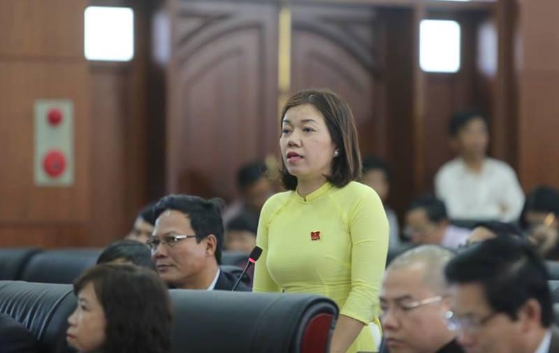 Những nữ đại biểu làm nóng nghị trường Đà Nẵng - ảnh 4