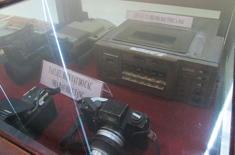 Tặng hơn 1.000 hiện vật cho Bảo tàng báo chí khu vực phía Nam - ảnh 3