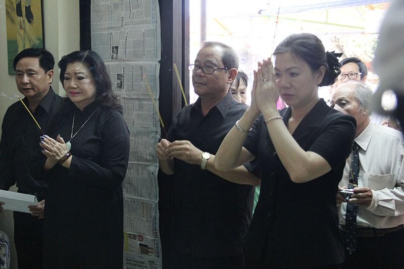 GS Lý Chánh Trung có lúc hồi tỉnh thần kỳ trước khi ra đi  - ảnh 3