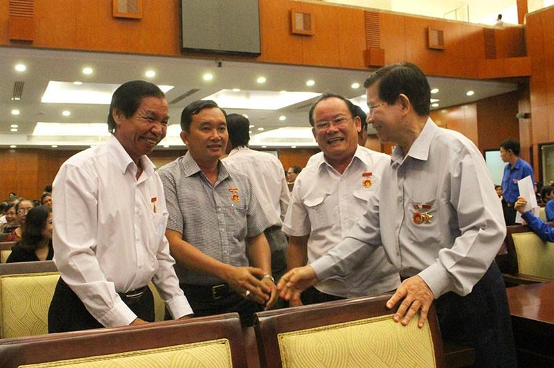 """Nguyên Chủ tịch nước Nguyễn Minh Triết: """"Phải luôn thấy rõ sự bành trướng của Trung Quốc...."""" - ảnh 1"""