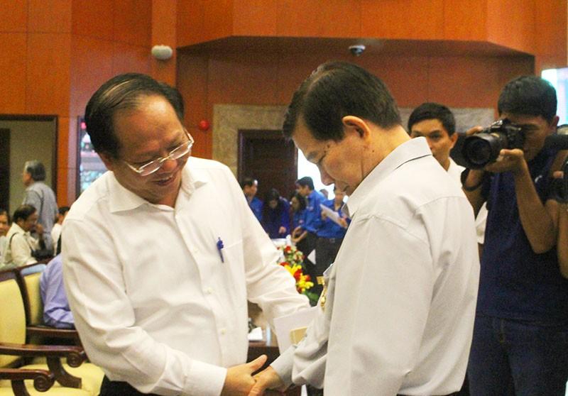 """Nguyên Chủ tịch nước Nguyễn Minh Triết: """"Phải luôn thấy rõ sự bành trướng của Trung Quốc...."""" - ảnh 3"""