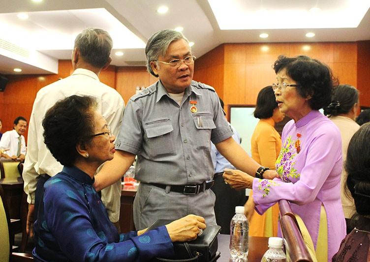 """Nguyên Chủ tịch nước Nguyễn Minh Triết: """"Phải luôn thấy rõ sự bành trướng của Trung Quốc...."""" - ảnh 7"""