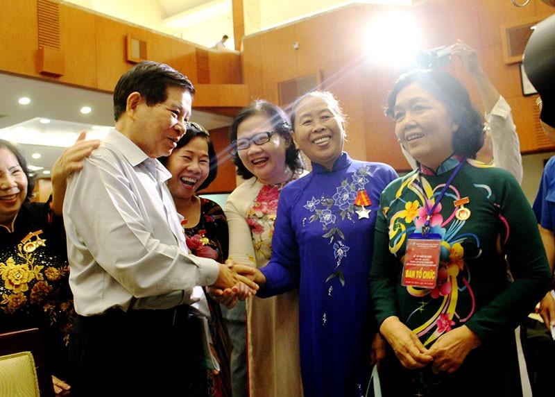 """Nguyên Chủ tịch nước Nguyễn Minh Triết: """"Phải luôn thấy rõ sự bành trướng của Trung Quốc...."""" - ảnh 6"""