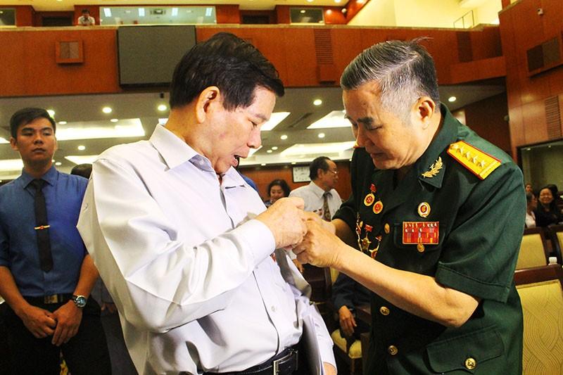 """Nguyên Chủ tịch nước Nguyễn Minh Triết: """"Phải luôn thấy rõ sự bành trướng của Trung Quốc...."""" - ảnh 4"""